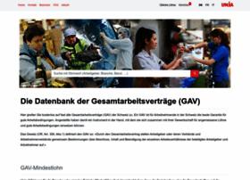 Gav-service.ch thumbnail
