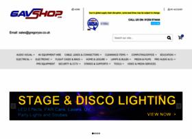 Gavshop.co.uk thumbnail