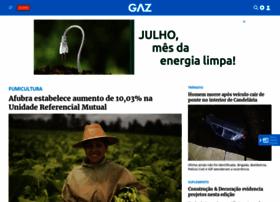 Gaz.com.br thumbnail