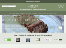 Gazegillorganics.co.uk thumbnail