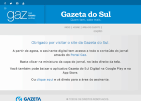 Gazetadosul.com.br thumbnail