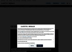 Gazetteherald.co.uk thumbnail