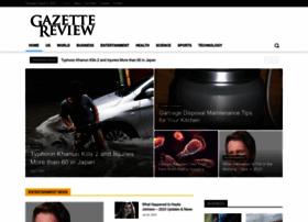 Gazettereview.com thumbnail