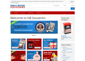 Gbsouvenirs.co.uk thumbnail
