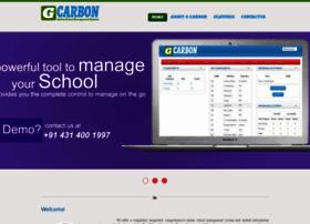 Gcarbon.info thumbnail