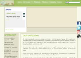 Geas-consulting.com.mx thumbnail