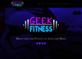 Geekfitness.net thumbnail