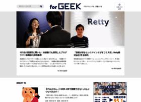 Geekjob.jp thumbnail