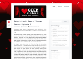 Geeksisters.de thumbnail