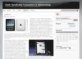 Geeksyndicate.net thumbnail