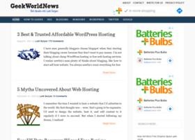 Geekworldnews.org thumbnail