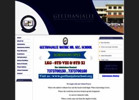 Geethanjaleeschool.org thumbnail