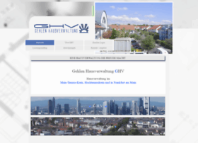 Gehlen-hausverwaltung.de thumbnail