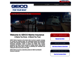 Geico Marine Insurance >> geicomarine.com at WI. GEICO Marine Insurance