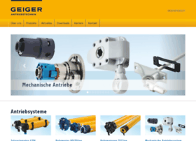 Geiger.de thumbnail