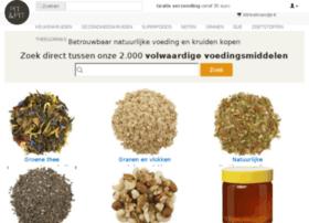 Gekruid.nl thumbnail