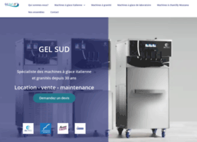 Gel-sud.fr thumbnail