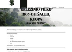 Gelezinis-vilkas.eu thumbnail