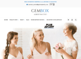 Gemboxjewelry.com thumbnail