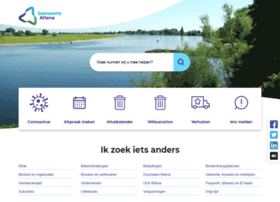 Gemeentealtena.nl thumbnail