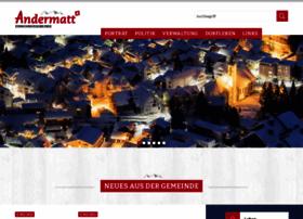 Gemeinde-andermatt.ch thumbnail