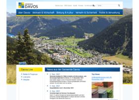 Gemeinde-davos.ch thumbnail