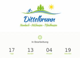 Gemeinde-dittelbrunn.de thumbnail