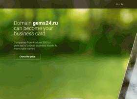 Gems24.ru thumbnail