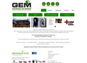 Gemsolutions.org.uk thumbnail