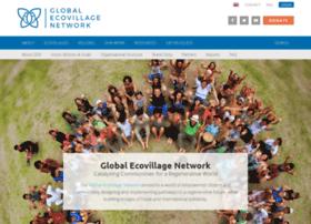 Gen.ecovillage.org thumbnail
