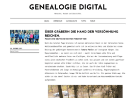 Genealogie.digital thumbnail