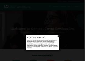 Generalcreditservices.com thumbnail