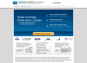Generalliabilityinsurance.org thumbnail
