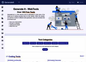Generateit.net thumbnail