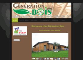 Generation-bois.fr thumbnail