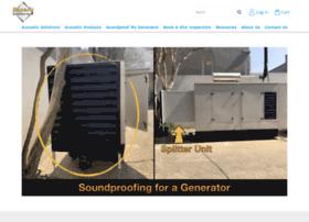 Genesisacoustics.co.za thumbnail