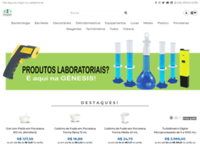 Genesiscientifica.com.br thumbnail
