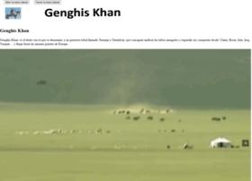 Genghiskhan.es thumbnail
