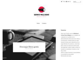 Geniomaligno.com.ar thumbnail