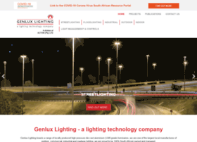 Genluxlighting.co.za thumbnail