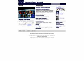 Genomenewsnetwork.org thumbnail
