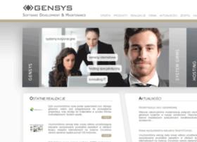 Gensys.pl thumbnail