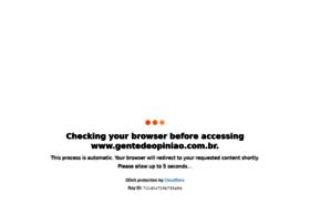 Gentedeopiniao.com.br thumbnail