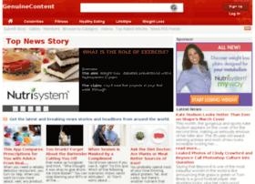 Genuinecontent.info thumbnail