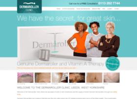 Genuinedermarollerclinic.co.uk thumbnail