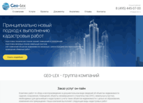 Geo-lex.ru thumbnail