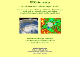 Geoassociates.net thumbnail