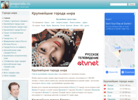 Geogoroda.ru thumbnail
