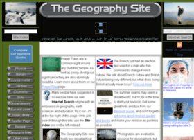 Geography-site.co.uk thumbnail