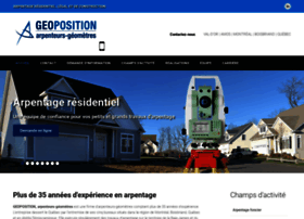 Geoposition.ca thumbnail